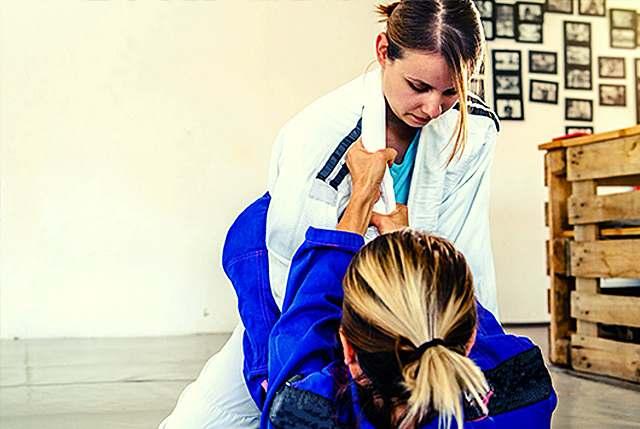 Adutbjj1, Gracie Largo Jiu Jitsu